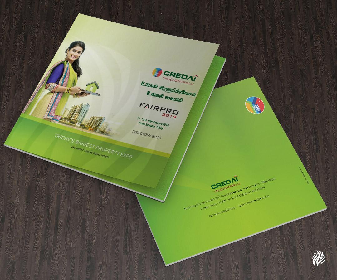 CREDAI-brochure-design-services-trichy-white-and-black