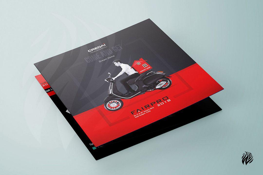 CREDAI-tri-fold-brochure-design-services-in-trichy-white-and-black