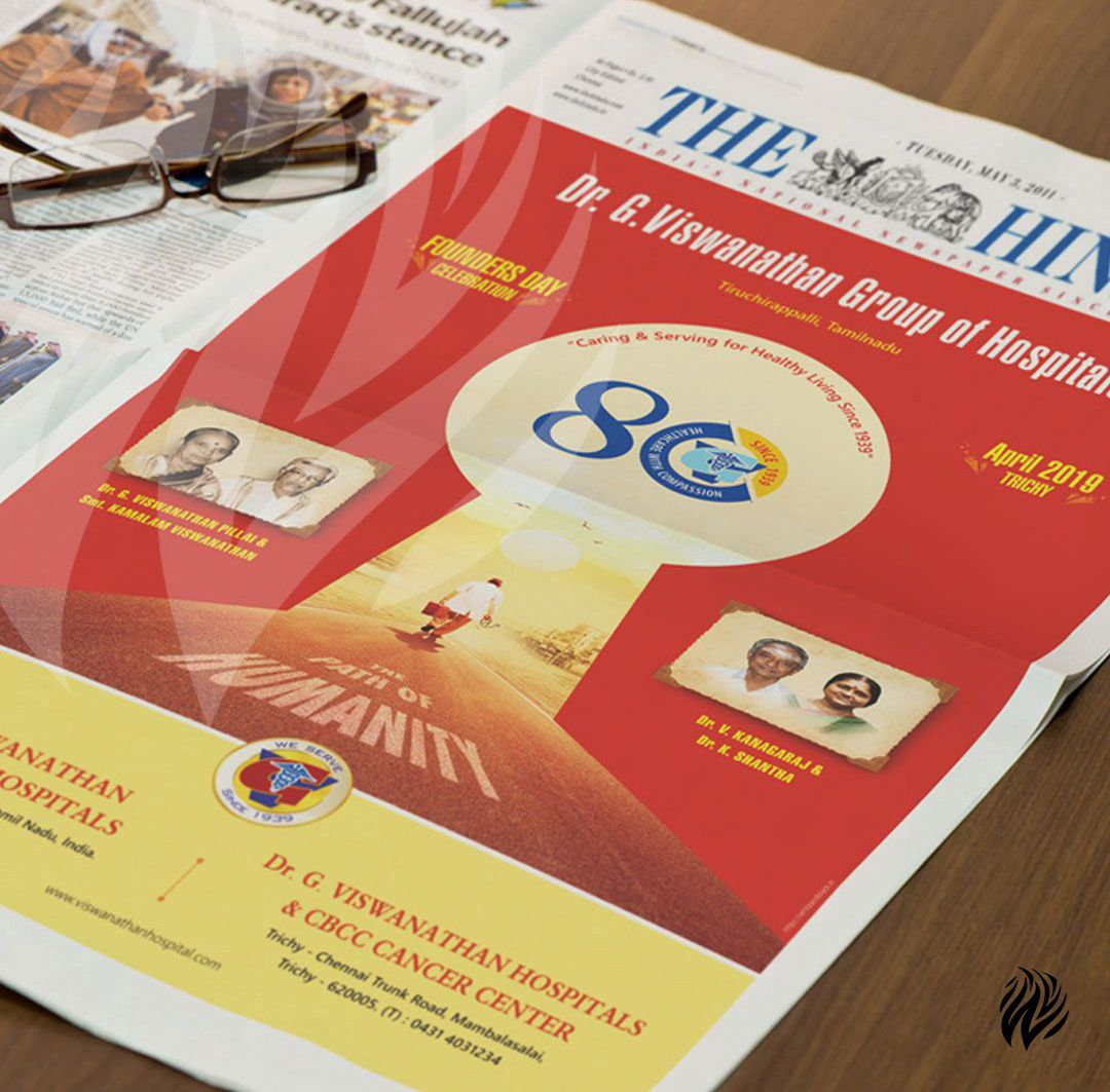 Dr.G.Viswanathan-Speciality-Hospitals-News-Paper-Ad-Design