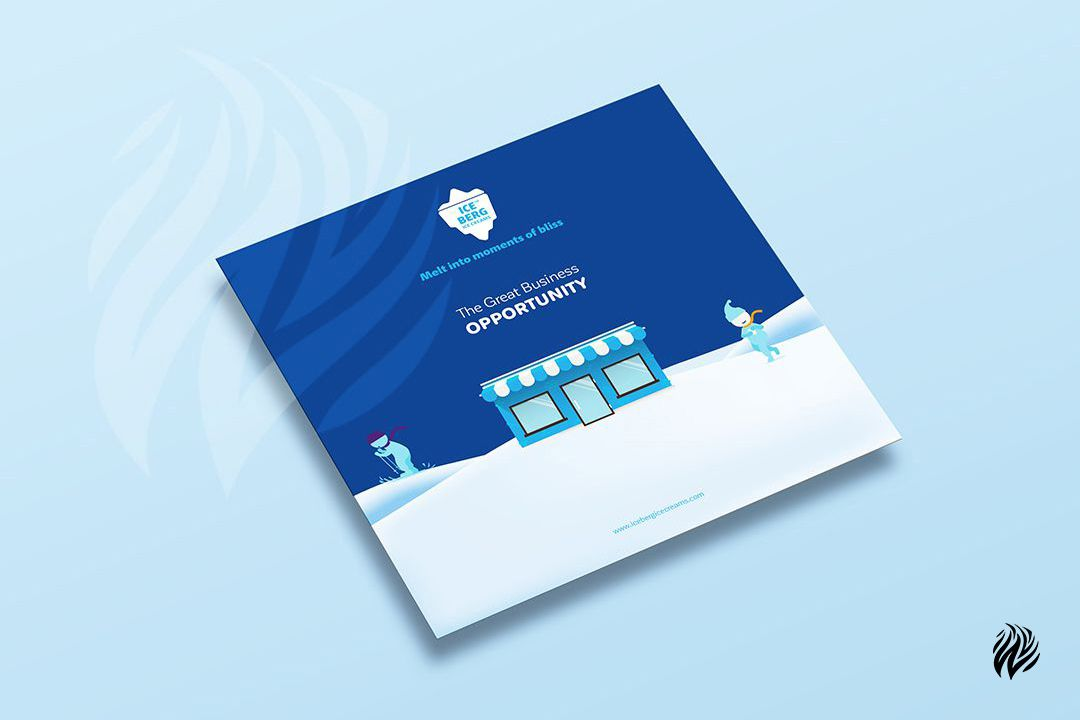 Iceberg-invitation-designing-company-in-trichy-white-and-black