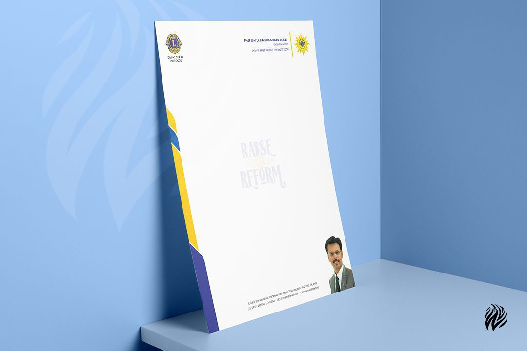 Lions-Club-letter-head-design-services-in-trichy