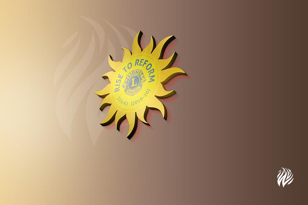 Lions-club-logo-design-white-and-black