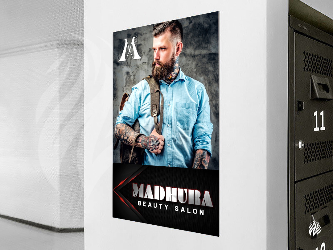 Madhura-poster-design-services-trichy-white-and-black