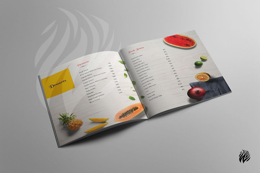 Nattarasan-menu-card-design-services-in-trichy-white-and-black