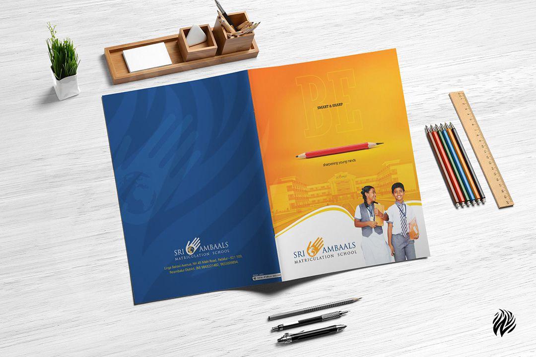 Sree-Ambaals-prospectus-design-services-trichy-white-and-black