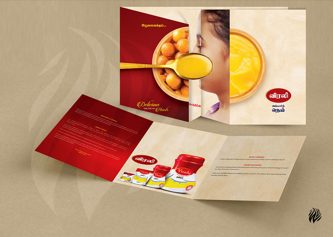 Viraly-brochure-design-services